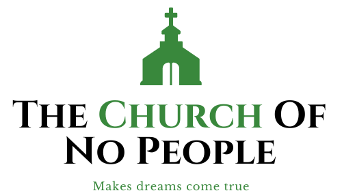 The Church Of No People